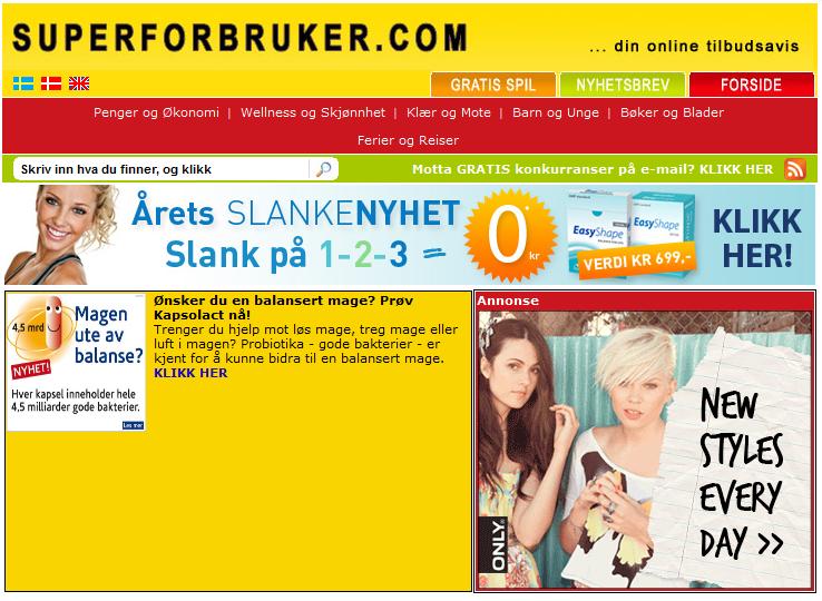Superforbruker.com