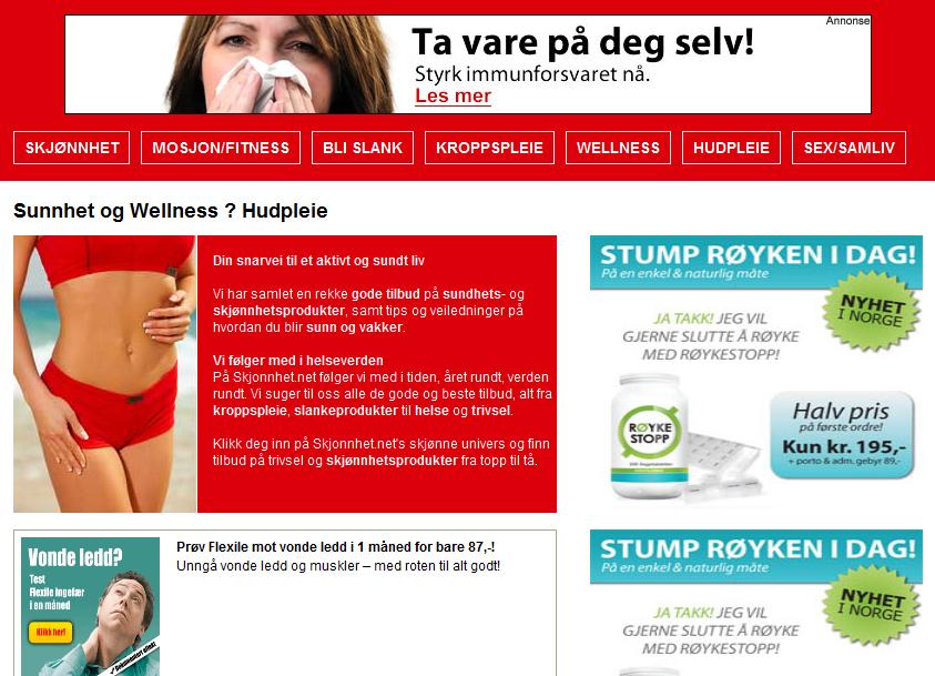 Skjonnhet.net