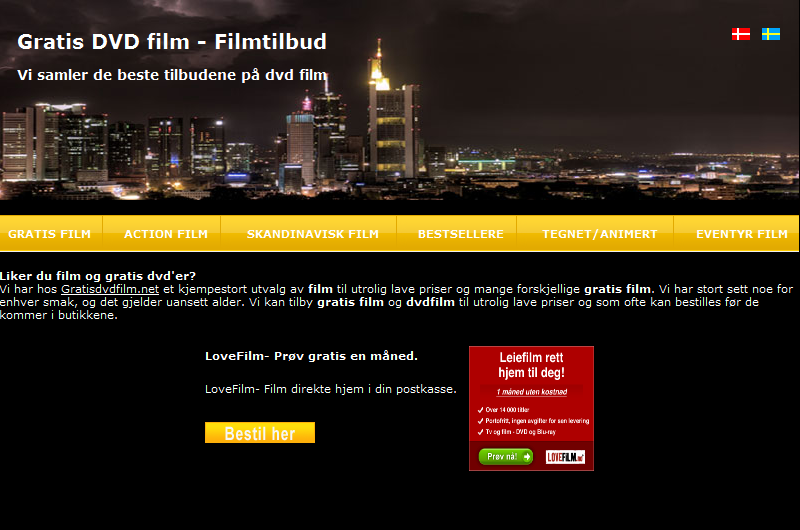 Gratisdvdfilm.net
