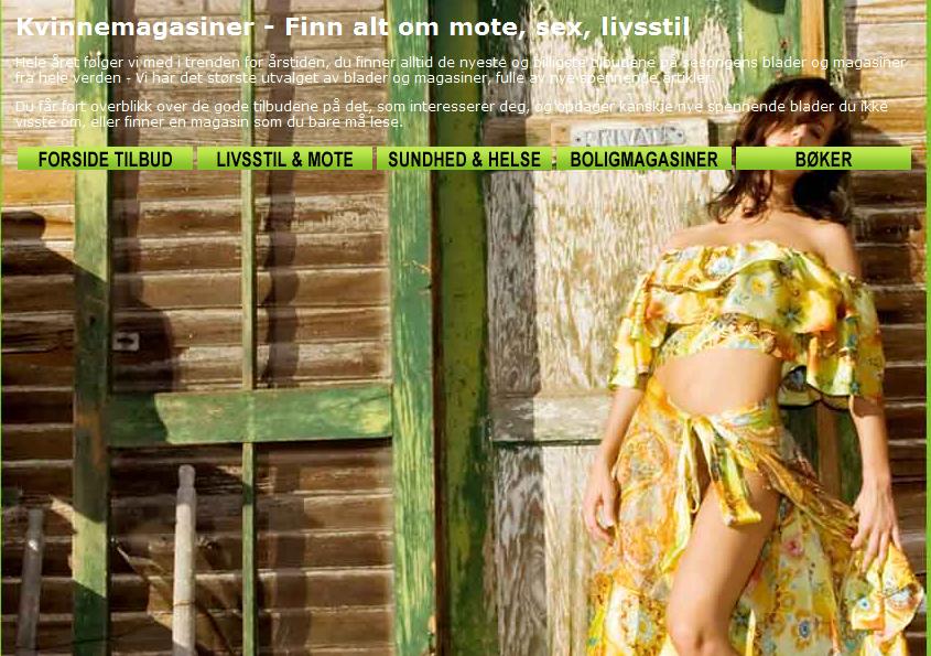 Kvinnemagasiner.com