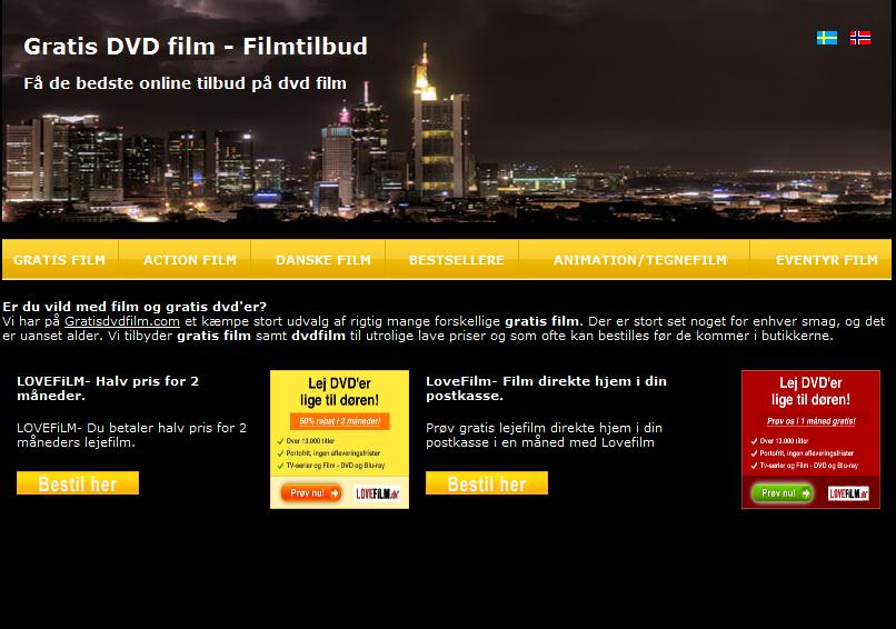 Gratisdvdfilm.com