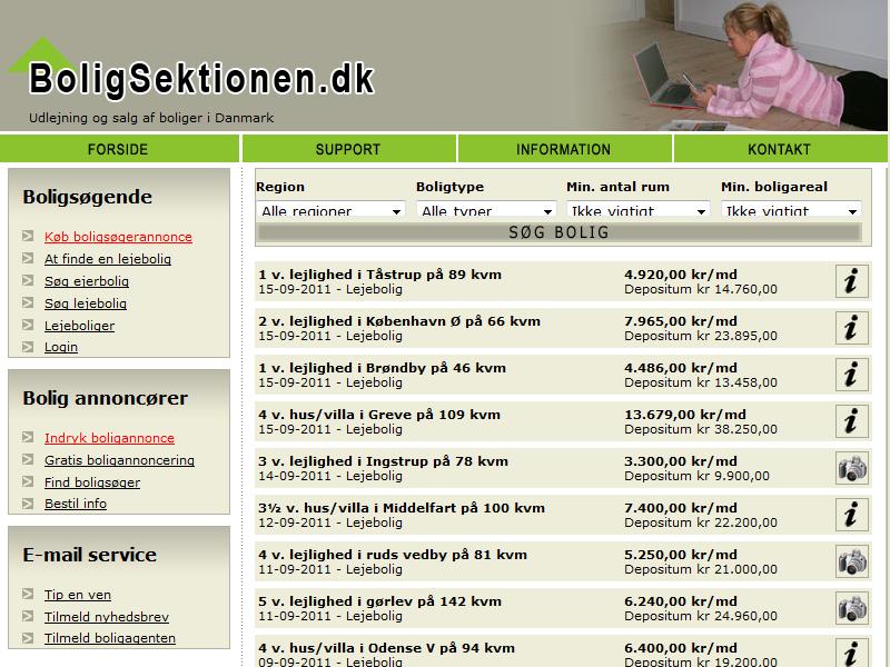 Boligsektionen.dk